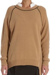 3.1 Phillip Lim Raglan Sweater - Lyst