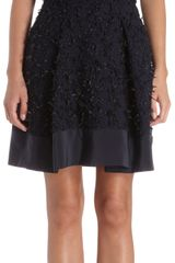 3.1 Phillip Lim Frayed Trimmed Sleeveless Tweed Dress - Lyst