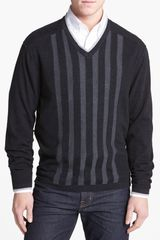 Cutter & Buck Easy Roy Vneck Sweater - Lyst