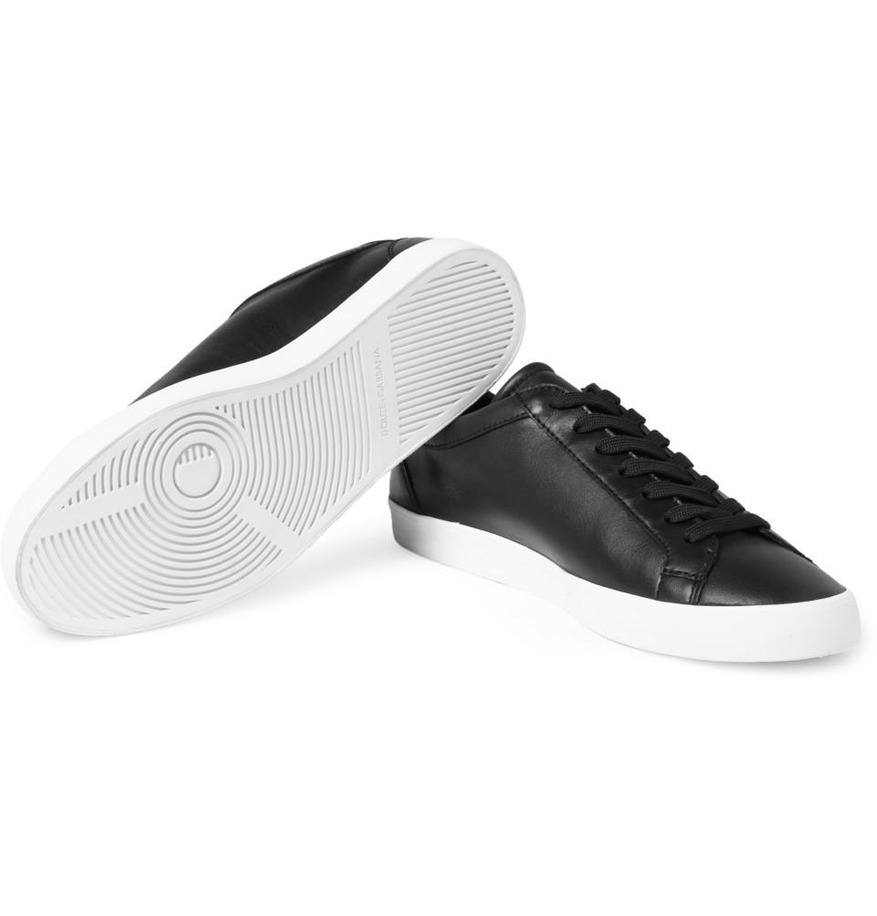 Dolce & Gabbana Baskets Basses - Noir EqpZJ1C