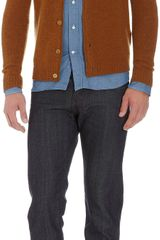 Gant Rugger The Cardigan - Lyst