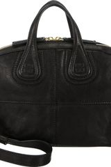 Givenchy Micro Nightingale Satchel - Lyst