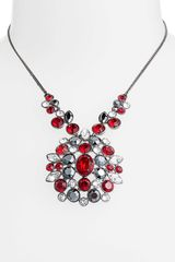 Givenchy Statement Pendant Necklace - Lyst