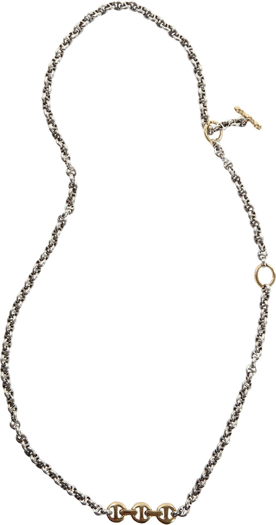 Hoorsenbuhs 3Mm Mini Open-Link 16 Necklace h0QIsl6