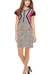 Marc By Marc Jacobs Bianca Print Cdc Dress - Lyst