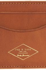 Rag & Bone Credit Card Holder - Lyst