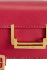Saint Laurent Small Lulu Satchel - Lyst
