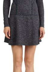 Thakoon Addition Tweed Knit Paneled Dress - Lyst