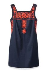 Tory Burch Amira Dress - Lyst