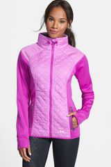 Under Armour Infrared Quilted Jacket - Lyst