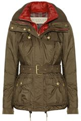 Burberry Brit Convertible Shell Jacket - Lyst