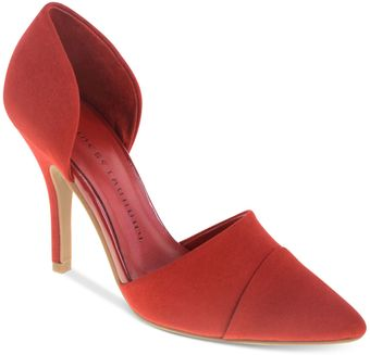 Chinese Laundry Womens Sidekick Dorsay Pumps - Lyst