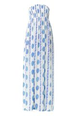 Cool Change Pamela Bandeau Maxi Dress - Lyst