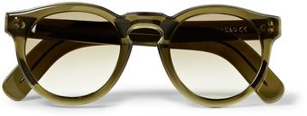 Cutler & Gross Round Frame Sunglasses - Lyst