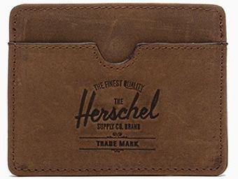 Herschel Supply Co. Leather Charlie - Lyst