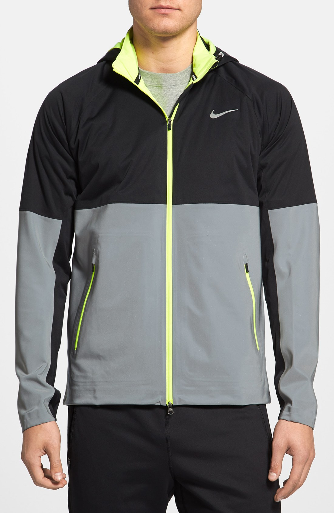 Nike Max Mens Running Shield Jacket Element 10