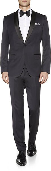Boss Black Man Dinner Suit - Lyst