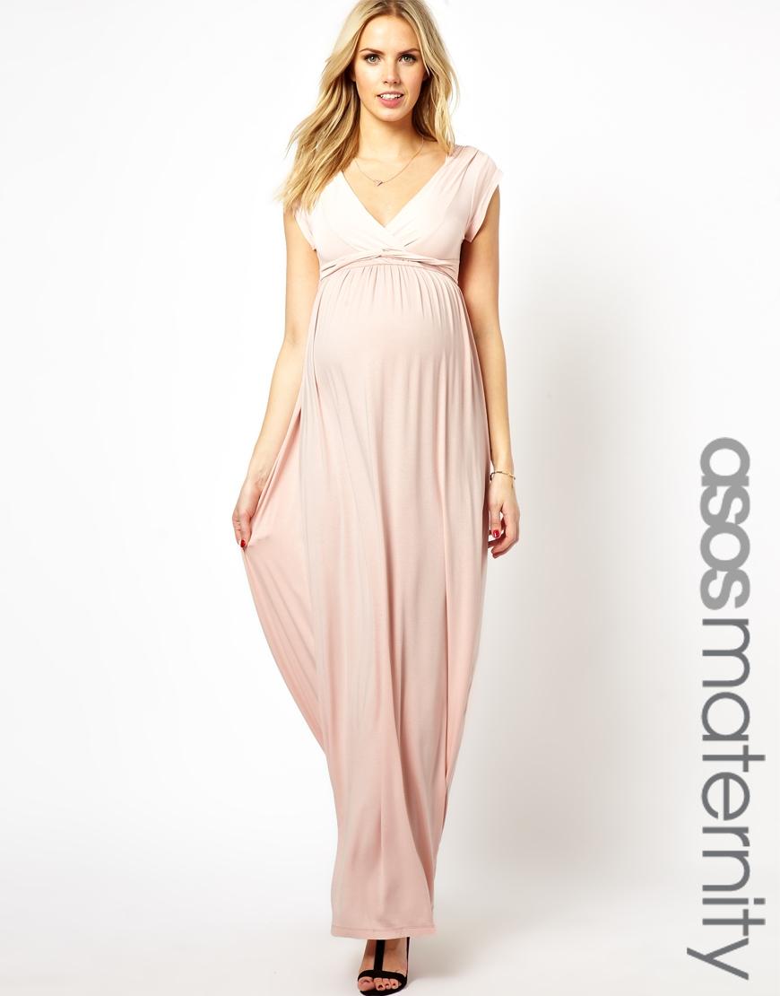 Maternity Pink Dresses