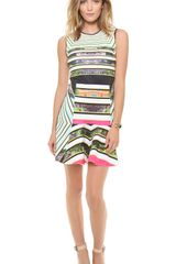 Clover Canyon Cuban Step Dress - Lyst