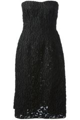 Dolce & Gabbana Embroidered Dress - Lyst