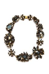 Erickson Beamon Girl On Film Crystal Choker - Lyst