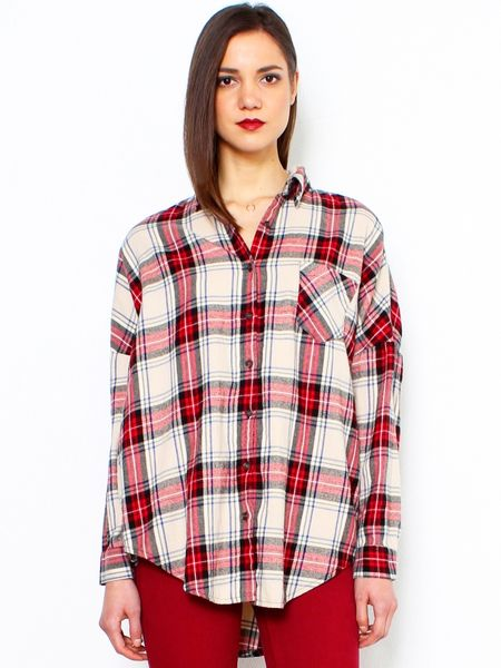 Find womens oversized plaid shirts at ShopStyle. Shop the latest collection of womens oversized plaid shirts from the most popular stores - all in one.