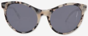 Illesteva Cat Eye Sunglasses Tortoise - Lyst