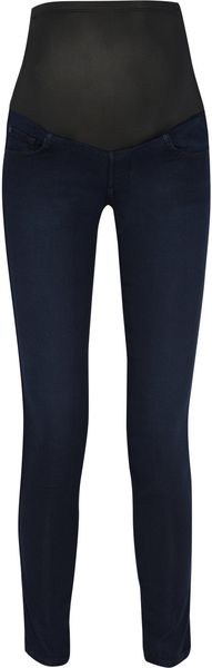 James Jeans Twiggy Skinny Maternity Jeans - Lyst