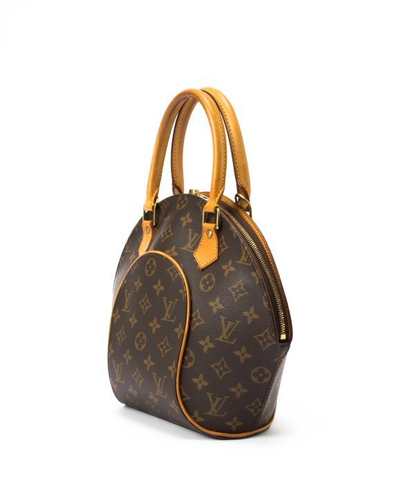 Louis Vuitton Trash Bags Gallery Louis Vuitton Canvas Ellipse Pm Bag In Brown Lyst