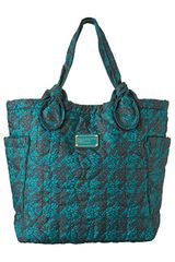 Marc By Marc Jacobs Pretty Nylon Terrance Jacquard Medium Tote - Lyst