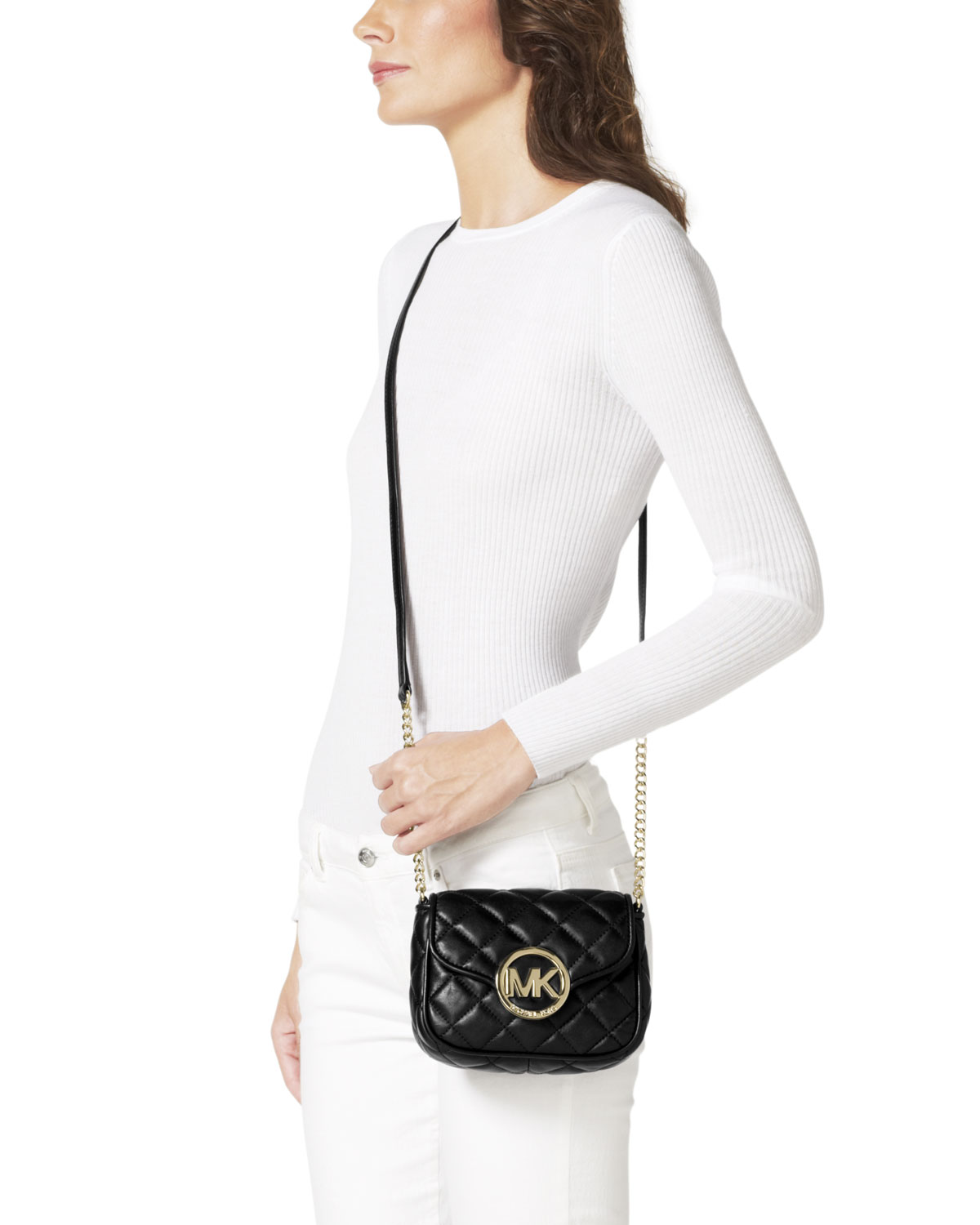 efbca6cd22a0 Gallery. Previously sold at: Neiman Marcus · Women's Michael By Michael  Kors Fulton Women's Michael Kors Quilted Bag