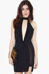 Nasty Gal Vip Dress - Lyst