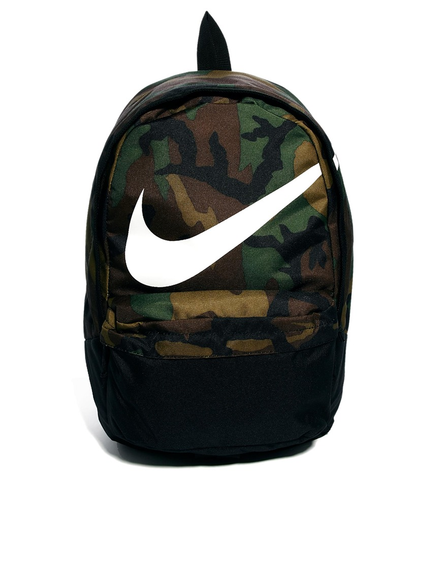 Nike Sb Piedmont Backpack In Green For Men Camo Lyst