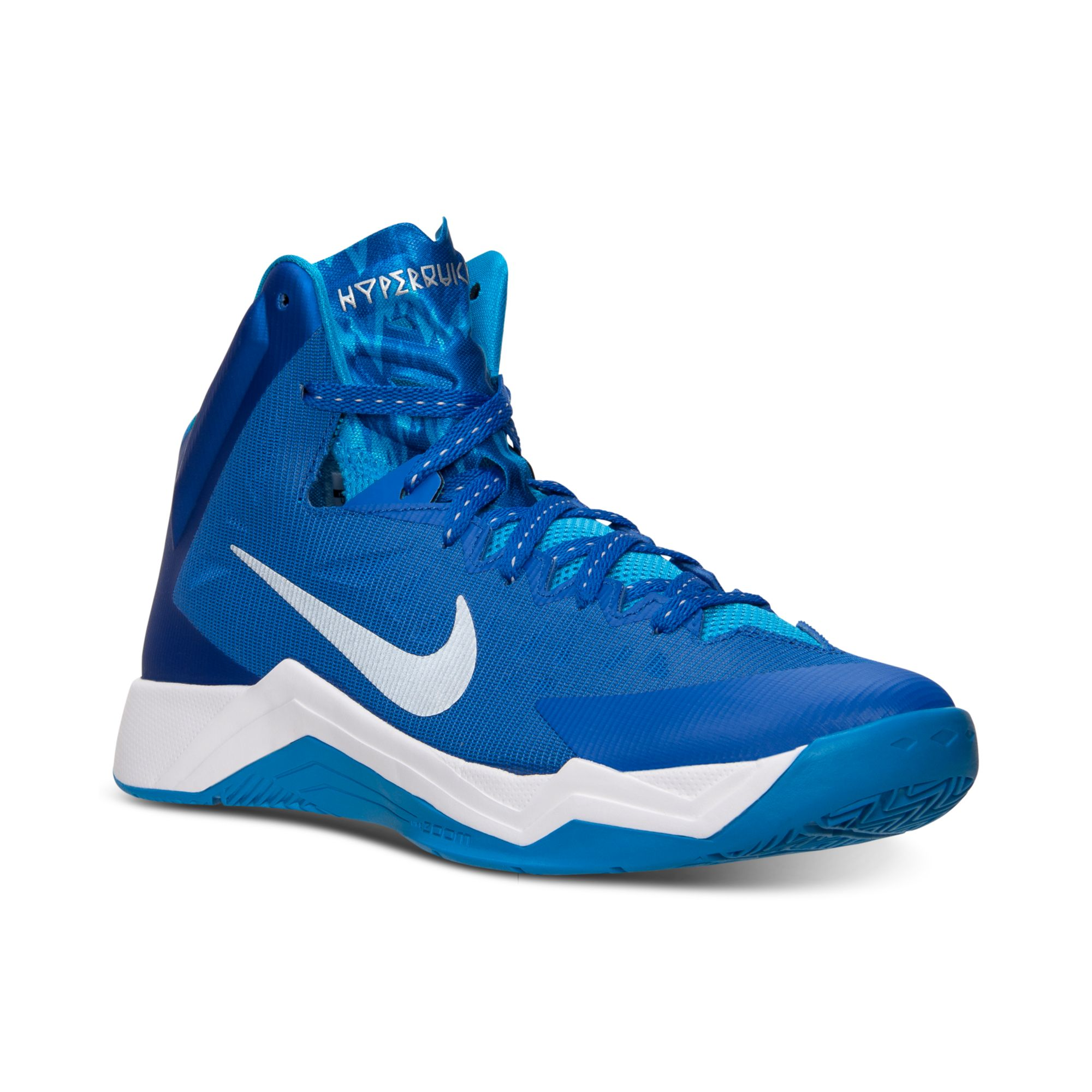 Nike Hyper Quickness Basketball Shoes Mens