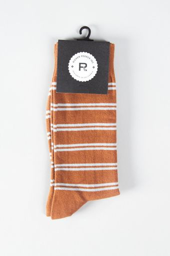 Richer Poorer Po Boy Socks - Lyst