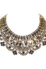 Tom Binns Chaos Statement Necklace - Lyst