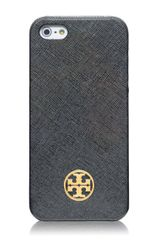 Tory Burch Robinson Ologram Hardshell Case For Iphone 5 - Lyst