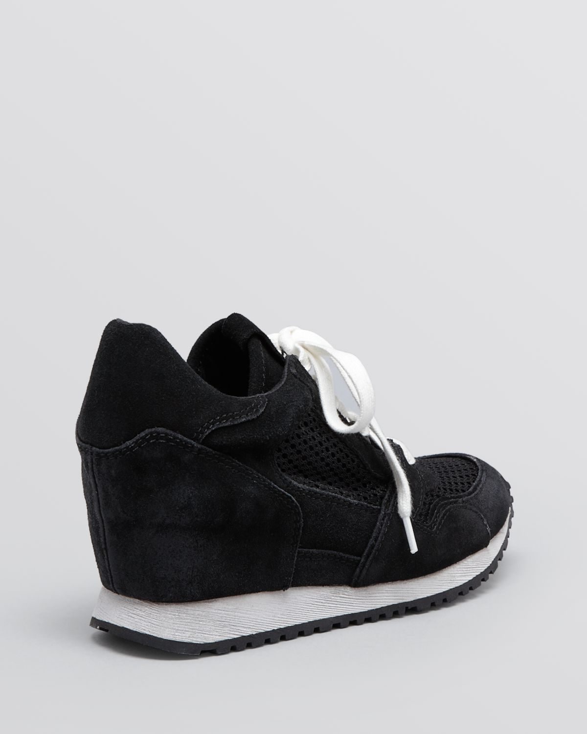 799198d84cd Gallery. Previously sold at  Bloomingdale s · Women s Wedge Sneakers  Women s Ash ...
