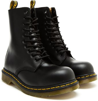 Dr. Martens Limited Edition Leather Yohji 10 Eye St Boot - Lyst