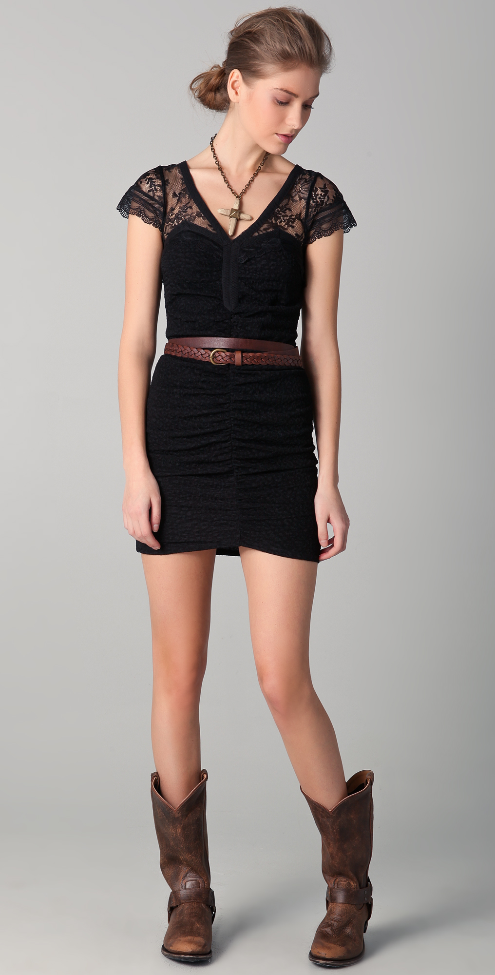 Gallery. Previously sold at  Shopbop · Women s Flounce Dresses Women s Free  People ... 3e347c0fb