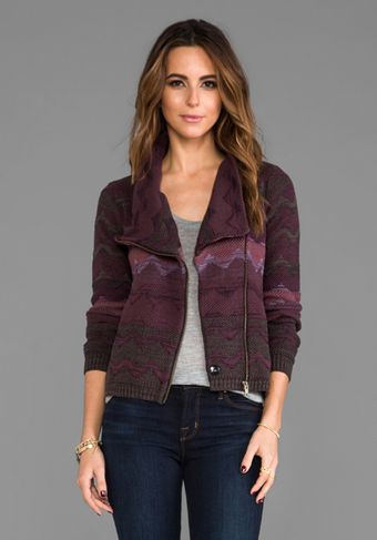 Goddis Lany Jacket in Purple - Lyst