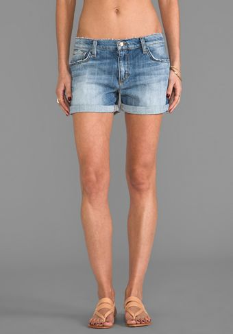 Joe's Jeans Slouchy Short in Cooper - Lyst