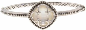 Judefrances Jewelry Cipriani Motherofpearl Bangle - Lyst