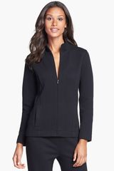 Lauren by Ralph Lauren Quilted Lounge Jacket - Lyst