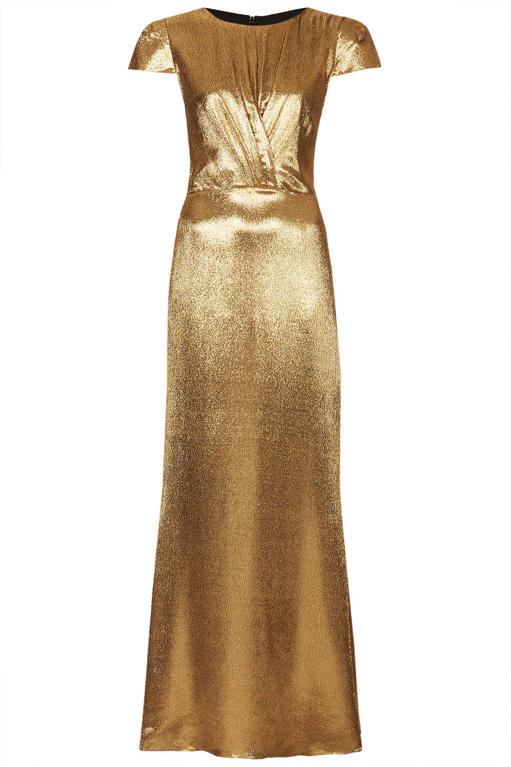 River Island Gold Dress