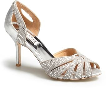 Badgley Mischka Tatiana Pump - Lyst