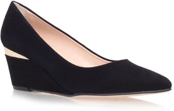 Carvela Avenue Mid Heel Wedges - Lyst