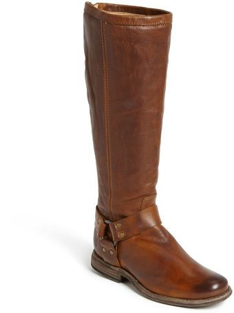 Frye Phillip Harness Tall Boot - Lyst