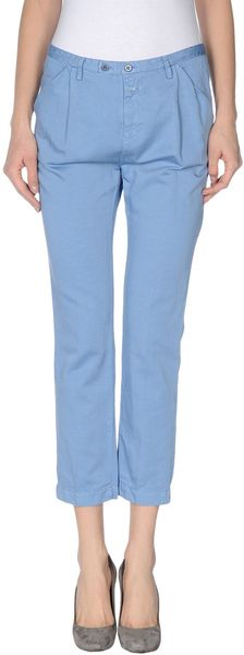 Closed Casual Pants - Lyst