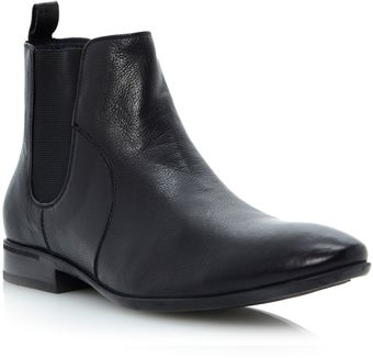 Dune Sleek Plain Toe Chelsea - Lyst
